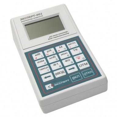 Эксперт-001-1pH Анализатор жидкости базовый переносной