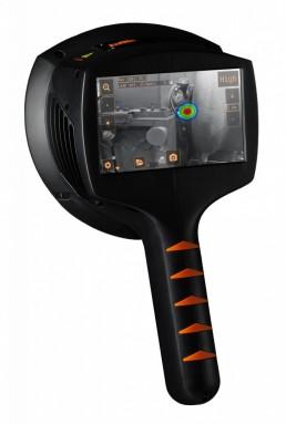 Визуально-акустический течеискатель NL-камера
