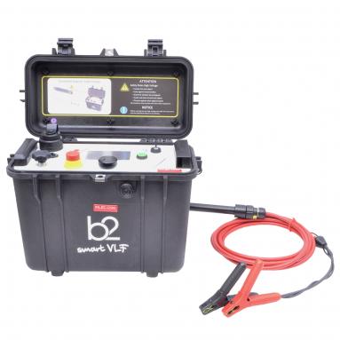 HVA28TD Система для высоковольтных испытаний напряжением с интегрированным модулем измерения тангенса угла диэлектрических потерь