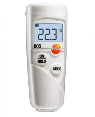 Testo 805 с Top Safe (0563 8051)