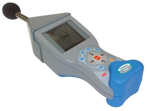 Цифровой измеритель уровня звука MI 6301 EU базовая комплектация