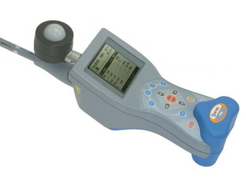 Измеритель температуры воздуха, скорости воздушного потока, влажности, освещенности и яркости   MI 6401 ST Poly