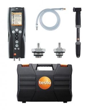 Базовый комплект testo 324 (система тестирования газовых и гидравлических трубопроводов)