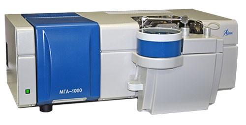 Атомно-абсорбционный спектрометр МГА-1000