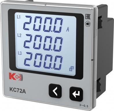 Амперметр КС72А