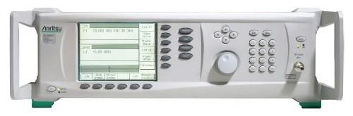 Генератор ВЧ сигналов MG3692C