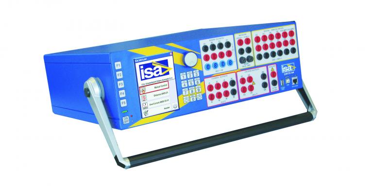 DRTS-64 комплекс для проверки релейной защиты