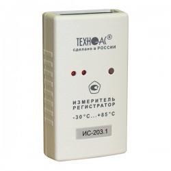 Регистратор температуры и влажности ИС-203.1.1