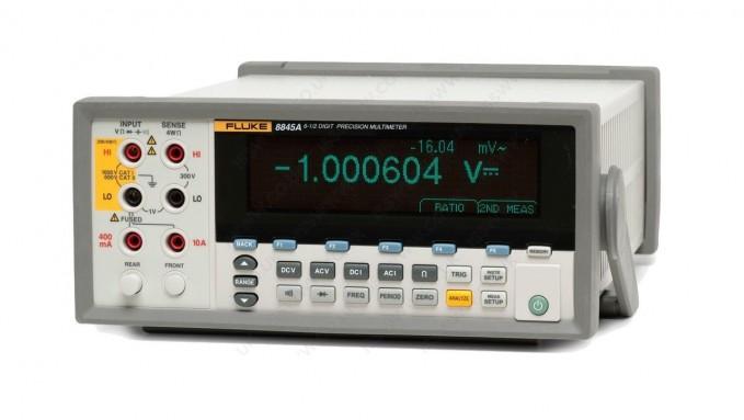 Fluke 8845A Вольтметр универсальный
