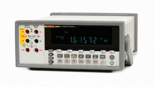 Мультиметр Fluke 8808A/TL 220V, 5,5-разрядный