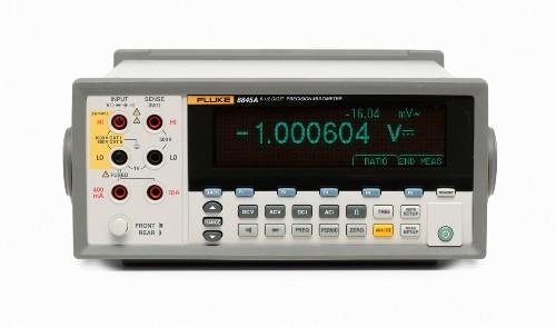 Цифровой прецизионный мультиметр Fluke 8845A 240V