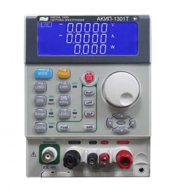 Нагрузка электронная АКИП-1302Т
