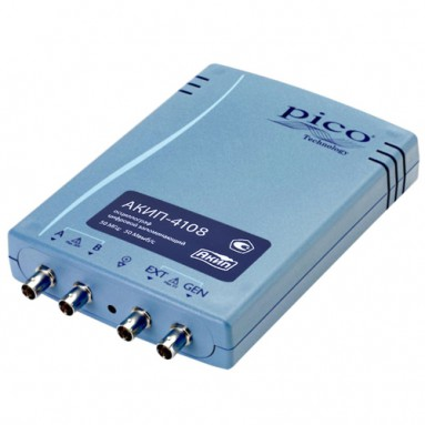 USB-осциллограф АКИП 4108