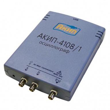 USB-осциллограф АКИП 4108/1G