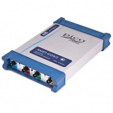 USB-осциллограф высокого разрешения АКИП-4109/2