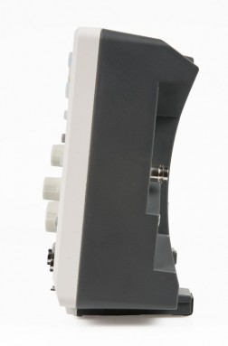 Осциллограф АКИП-4122/8V - вид сбоку