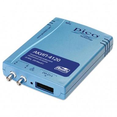 АКИП-4120 Цифровой запоминающий USB-осциллограф смешанных сигналов
