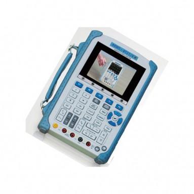 АКИП-4121/2, Портативный осциллограф-мультиметр, электрически изолированные входы (1000 В КАТ. II / 600 В КАТ. III), 2 входа // Осциллограф – полоса 100 МГц