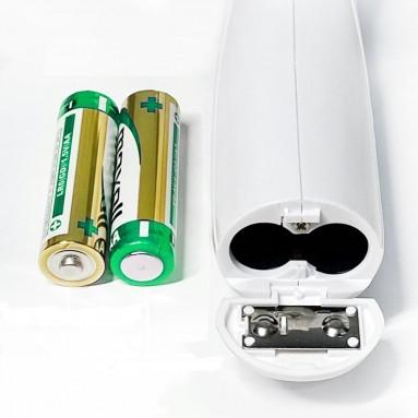 батарейный отсек в пирометре 178