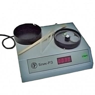 Лабораторный прибор для определения белизны муки и определения способности муки к потемнению БЛИК-Р3 (СМП)