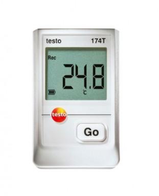 Логгер данных температуры Testo 174 T (0572 1560)