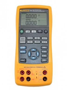 Калибратор технологических процессов Fluke 725
