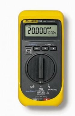Fluke 705 Калибратор петли тока