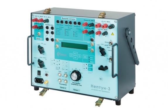 Устройство проверки средств релейной защиты Нептун-3