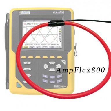 Анализатор качества электроэнергии CA 8332В + клещи Ampflex 800