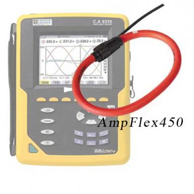 Анализатор качества электроэнергии CA 8332В + клещи Ampflex 450