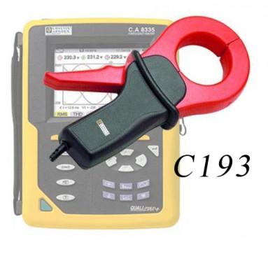 Анализатор качества электроэнергии CA 8335 + клещи С193