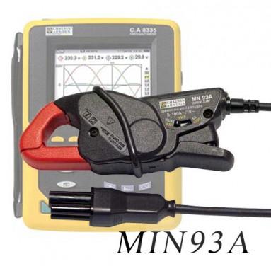 Анализатор качества электроэнергии CA 8332В + клещи MN93A