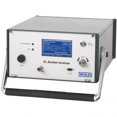 Анализатор качества элегаза GA10
