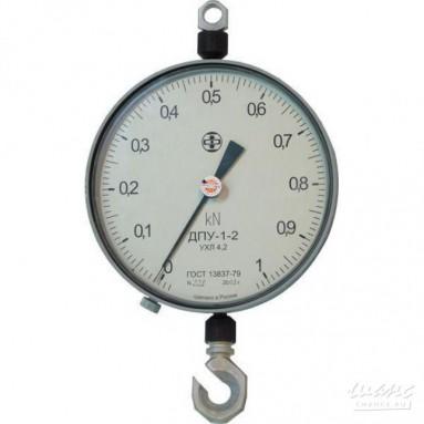 Динамометр ДПУ-1-2 (до 100кг)