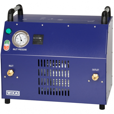 Портативный вакуумный компрессор элегаза GVC-10