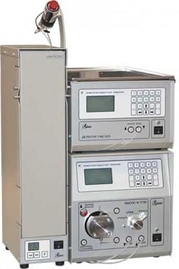 Хроматограф жидкостный ЛЮМАХРОМ с флуориметрическим детектором ФЛД 2420