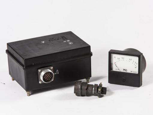 Прибор контроля изоляции Ф4106 220В
