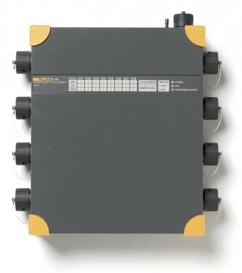 Регистратор качества электроэнергии Fluke 1760TR Basic Topas
