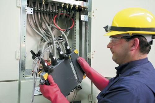Регистратор качества электроэнергии Fluke 1760TR Topas