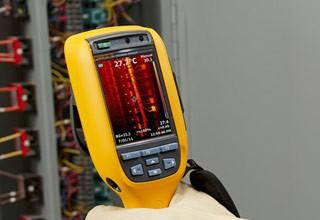 Fluke Ti110 дешевый тепловизор