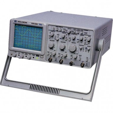 Осциллограф GOS-653G