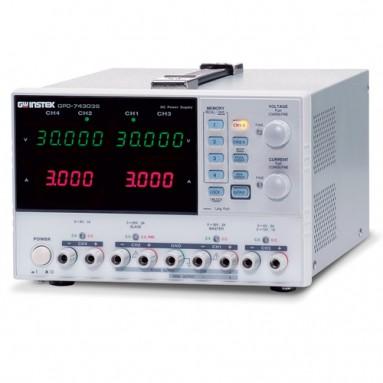 Источник питания GPD-74303S программируемый линейный