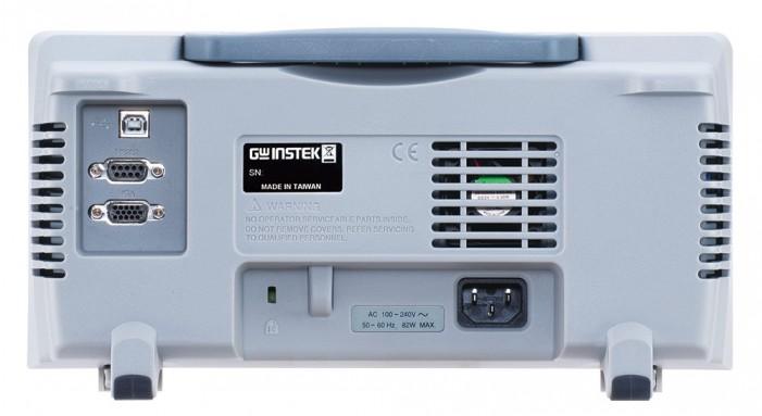 Анализатор спектра GSP-7730 - вид сзади