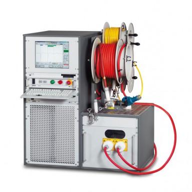 Система испытания синусоидальным напряжением сверхнизкой частоты Umax 80кВ, 0,1Гц и диагностики тангенса угла диэлектрических потерь TD