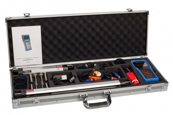расходомер Streamlux SLS-720P - комплектация