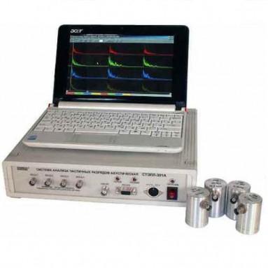 СТЭЛЛ-301А Система анализа частичных разрядов акустическая