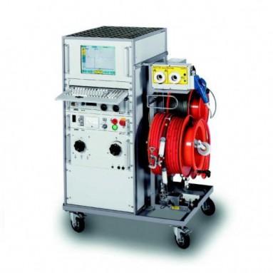 Компактная система для локации мест повреждений на кабельных линиях, Umax 32кВ Syscompact 3000