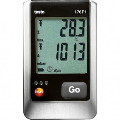 Логгер влажности/температуры/давления Testo 176-P1 (0572 1767)