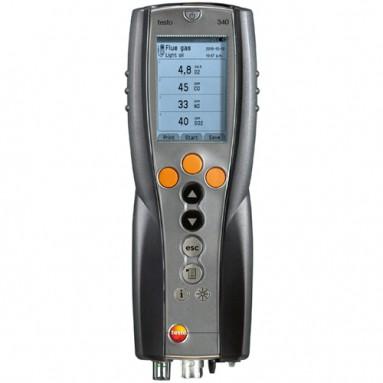Газоанализатор Testo 340 (O2+CO+NO+NO2) (0632 3340)