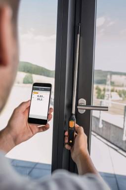 Проверяем герметичность окна
